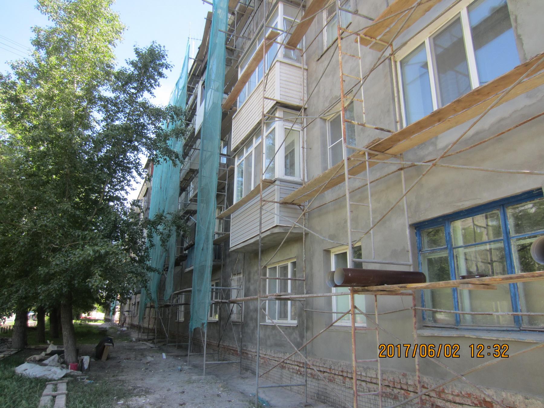 Согласование ремонта фасада здания с кем